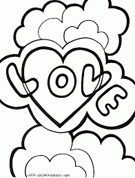 God Is Love Coloring Pages - creativemove.me