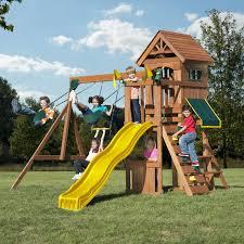 trendy home playground plans 19 kids outdoor backyard swing set
