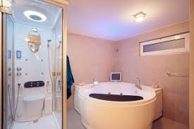 The Very Latest In Smart Bathroom Richins. modern office interior design.  office design space ...