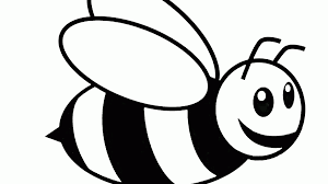 Small Picture Download Coloring Pages Bumble Bee Coloring Page Bumble Bee