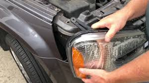 2008 Chevy Equinox Brake Light Replacement Changing The Headlight Bulb In A 2008 Chevy Equinox