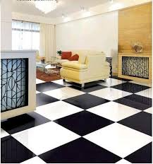 black and white tile floor living room. Beautiful Room Livingroom Super Black Tile 24x24 Porcelain Floor Image With And White Living Room O
