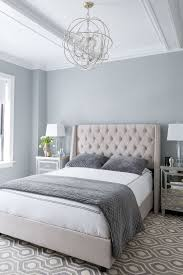 A Regal Modern Midtown Apartment My Style Pinterest Bedroom Amazing Grey Paint Bedroom