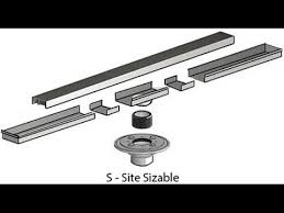 infinity drain site sizeable stainless steel linear drain installation you