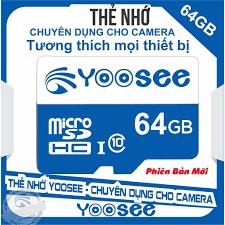 Thẻ nhớ Micro SD U3 dung lượng 64G có thể dùng cho camera ip/ camera hành  trình, Điện thoại - Thẻ nhớ và bộ nhớ mở rộng