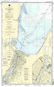 14918 Head Of Green Bay Incl Fox River Below De Pere