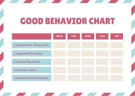 My Reward Board Blue And Red Stripes Behaviour Primary School Reward Chart