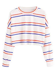 Shein Baby Clothes Size Chart Amazon Com Shein Womens Casual Round Neck Long Sleeve