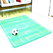 soccer field rug sports themed rugs area football pitch large inspirational for kids rooms in rugby large soccer field rug