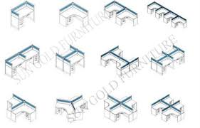 modular workstation furniture system. office furniture modular workstation fabric panel structure partition system szws160