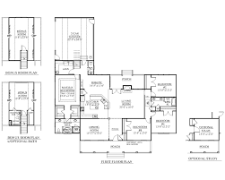 Southern Heritage Home Designs Southern Heritage Home Designs House Plan 2428 A The