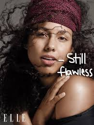 alicia keys dishes on going makeup free having flawless skin it took me forever
