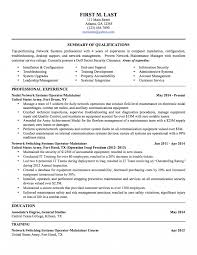 Sample Military To Civilian Resumes Hirepurpose Resume Template