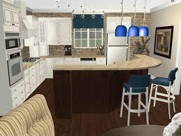 screenshot of a kitchen designed in 3dream
