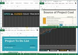 microsoft excel project management templates best project management templates for excel