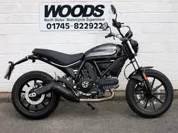 ducati scrambler 400 bikes for sale mcn