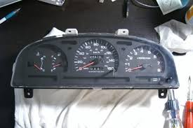 1995 D21 Hardbody/Pathfinder Speedo and Tachometer repair (photos ...