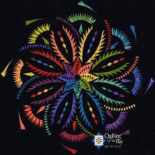 Vintage Rose Wall Size Malam Batik Rainbow Fabric Kit - Quilting ... & - Vintage Rose Wall Size Malam Batik Rainbow Fabric Kit - Quilting by the  Bay in Panama City, Florida featuring Quilting Fabric, Quilt Books, Quilt  Patterns ... Adamdwight.com