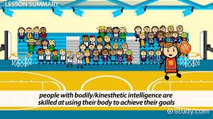 interpersonal intelligence definition examples characteristics kinesthetic intelligence definition explanation