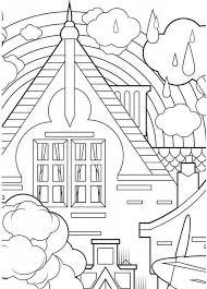 Kleurplaat Vtwonen Poppenhuis Zelf Maken En Kopen Vtwonen