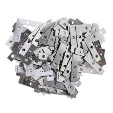 details about 150pcs picture frame angle plates corner brace flat l shape repair bracket