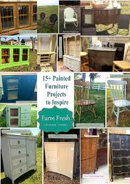 Painted furniture ideas Yellow 15 Before And After Painted Furniture Ideas Farm Fresh Vintage Finds 15 Before And After Painted Furniture Ideas Farm Fresh Vintage Finds