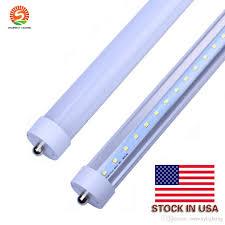 Eight Foot Fluorescent Light 8 Foot Led Lights Pogot Bietthunghiduong Co
