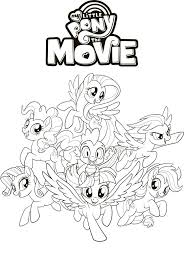 My Little Pony Coloring Pages Online My Little Pony Coloring Pages
