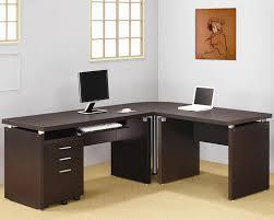 modern l shaped office desk. Catchy L Shaped Office Desk Modern Andifurniture
