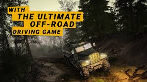 Contact snowrunner / mudrunner on messenger. Off Roading Simulation Game Mudrunner Is Now Available On Android For 7