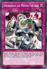 gadget yugioh cards