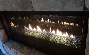 insert firep screens open burner pane depot gas rocks log base replacement burning closed san fire