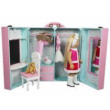 Wood Doll Furniture 18 Inch Dolls Homepeek