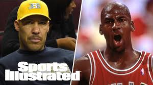 NBA: Michael Jordan vs. LaVar Ball 1-On ...
