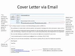 how do you email a resumes cover letter sent via email 0 4 for resume attachment popular