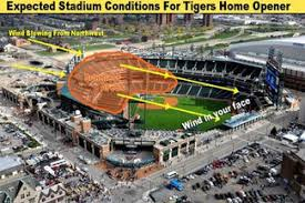 If Youre Going To The Tigers Home Opener Here Are The