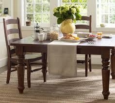 black dining room table pottery barn. pretentious design pottery barn dining room table excellent ideas sets black p