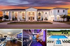 florida villa services game rooms. The Atlantis At Reunion | 12 Bed, 12.5 Baths, 11,500 Sq. Ft. Florida Villa Services Game Rooms