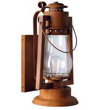 rustic lighting made to order in america pioneer series large wall mount lantern