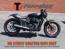 harley davidson street 500 750 cafe seat street 750 custom parts