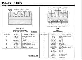 2004 ford ranger xlt radio wiring diagram wiring diagram instructions Ford Explorer Radio Diagrams at 2004 Ford Explorer Car Stereo Wiring Diagram