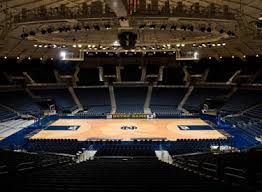 Joyce Center Seating Chart Purcell Pavilion Notre Dame Fighting Irish Official