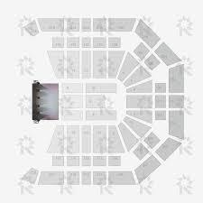 mgm grand seat map ka seating chart