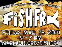Fish Fry Flyer Microsoft Office Parent Newsletter