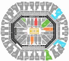 Oakland Warriors Seating Chart 13 Unmistakable Oracle Arena Entrance Map