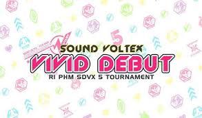 Sdvx 5 Vivid Debut R1 Phm Tournament Rowland Heights