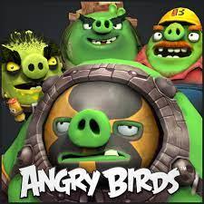 ArtStation - Angry Birds Evolution - Pigs, Bastian Brem