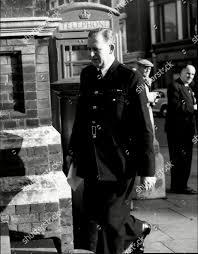 Trial Suspected Serial Killer Dr John Bodkin Foto editorial en ...