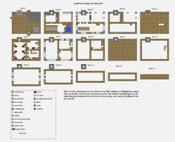 minecraft village floor plans best of 60 lovely minecraft easy house blueprints stock