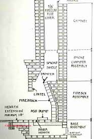 fireplace chimney design. fireplace schematic chimney design c